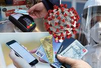 ONLINE: Na jižní Moravě začnou testovat chytrou karanténu přes mobil a platební karty!  113 nakažených