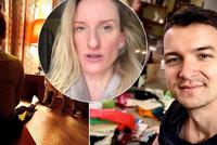 Nenalíčená Adela s manželem nechali nahlédnout do karantény! Vánoce v březnu?