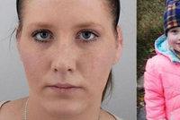 Už týden se neozvala: Máma Iveta s dcerkou Viktorkou (4) se ztratily! Neviděli jste je?