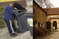 Tikající bomba v Brně: Narkomanům dochází heroin! Město plánuje tábor pro bezdomovce