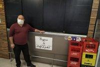 Kuchařské eso Kováč má zavřenou restauraci, pomáhá samoživitelkám: Rozdává jim jídlo