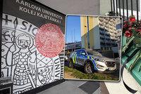 """Tři mrtví na koleji Kajetánka: """"Neblázněte už! Všechno se dá řešit,"""" vzkázala studentům vedoucí koleje"""