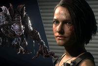 Loví vás zdeformované monstrum! Recenze remaku Resident Evil 3