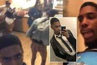 Mladík (†24) při hře na schovku našel smrt: Vraždu vysílal živě na internetu!