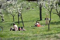 Velikonoční počasí v Praze: Až 22 stupňů a pak sešup! Koncem týdne se výrazně ochladí