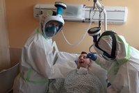 Nápor zájemců o testy na koronavirus: Čeká se několik dní, nemocnice na jihu Moravy posílí
