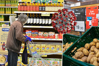 Ceny jídla v Česku letí nahoru i kvůli koronaviru. A na polích nebude mít kdo pracovat, varuje Toman