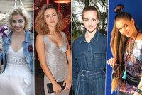 7 nejkrásnějších dcer českých celebrit: Jsou z nich modelky, herečky i zpěvačky!