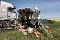 Obžalovali kamioňáka kvůli smrti tří silničářů na D8: Mohly za to brýle, říká státní zástupce