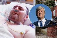 Lékař VFN popsal boj o život pacientů s Covid-19: Zázrak s taxikářem, pak rychlá smrt 44letého muže