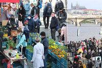 Farmářské trhy na náplavce nakonec o víkendu nebudou. Změna názoru na poslední chvíli!
