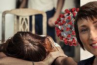 Mámu tří dětí týral alkoholik, kvůli pandemii přišla o pomoc! Odbornice vysvětlila, co komplikuje situaci v rodinách