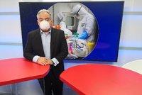 Čína koronavirus tajila a musí nést odpovědnost, míní advokát Rozehnal. A co odškodnění?