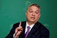 """""""Absurdní a zvrácený"""", odmítl Orbán koronavirový plán pomoci EU: Víc peněz dává bohatým"""
