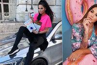 Královna Plačková se zbavuje luxusní káry! V neděli může být vaše