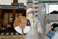 """Vážně nemocní lidé kvůli koronaviru odkládají vyšetření. """"Řešte problémy včas,"""" apeluje ředitel Thomayerky"""