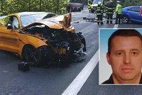 Šílený řidič mustangu dostal tři roky: Při nehodě u Špindlerova Mlýna zahynul generál Jakubů