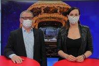 Zaorálek v Blesku: O restartu kultury po koronaviru i kritice šéfů divadel