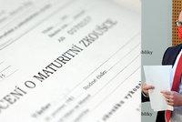 Plaga změní kvůli pandemii maturity: Zruší didaktické testy, nebo ústní zkoušky?