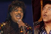 Zemřel otec rock'n'rollu Little Richard (†87): Jeho hit Tutti Frutti se stal legendou
