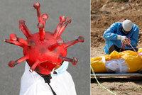 """Farmaceuti vyrobili """"lék"""" na koronavirus: Po vypití jeden zemřel, druhý bojuje o život"""