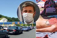 Koronavirus ONLINE: Chorvatsko otevírá Čechům hranice. A Babiš zuří kvůli plánu Bruselu