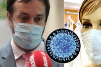 Maďar pro Blesk přiznal strach ze svatebního veselí. A roušky pomohly i proti chřipce