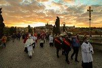 V Praze proběhly Svatojánské slavnosti Navalis! Bez Chorvatů, Italů, doma musela zůstat široká veřejnost