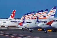 Smartwings a ČSA chtějí více času na vyřešení dluhů. Budou rušit lety?