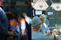 Unikátní operace u sv. Anny v Brně: Lékaři ženě vyměnili obě kolena najednou