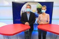 Vysíláme z Blesku: Epidemiolog Petr Smejkal o strašáku druhé vlny koronaviru
