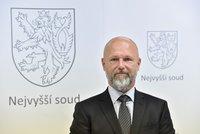 """Zemanův tajemný muž promluvil: """"Nic jsem neslíbil,"""" říká nový šéf Nejvyššího soudu"""