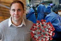 """""""Za 20 let jsem nic podobného neviděl."""" Expert vysvětlil boj imunity s koronavirem"""