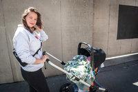 Karanténa jí přišla vhod! Berenika Kohoutová 3 měsíce po porodu začíná pracovat