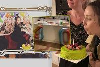 Hořkosladké narozeniny těhotné Arichtevy: »Zestárla« o šest let! Fanoušci nechápali