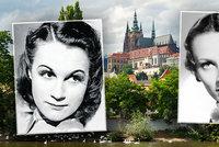 Ulice Lídy Baarové nebo Adiny Mandlové: Deset ulic v Praze pojmenují po prvorepublikových hercích
