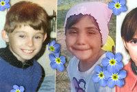 Smutné tablo zmizelých dětí: Míša, Honzík, Ivana a spousta dalších nenašli cestu domů