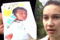 Novorozený Míša (†5 dní) zemřel v nemocnici. Máma Iveta viní z jeho smrti personál