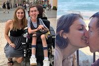 Sex s postiženým? Není tak křehký, jak vypadá, říká přítelkyně muže s SMA