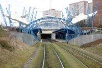 Mezi Barrandovem a Hlupočepy opět pojedou tramvaje. Budou ale pendlovat ve smyčce