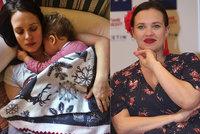 Kristýna Leichtová má koronavirus: Promluvila o dlouhé léčbě a zdraví dcer