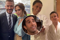 David Beckham odhalil, proč se Victoria neusmívá: To moc lichotivé není!