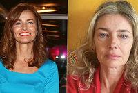 Topmodelka Pavlína Pořízková (55) odhalila »nahou« tvář: Tohle jsem já po ránu!