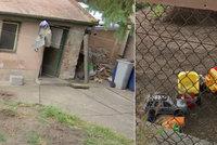 Lucinku (†8 měs.) našli zakopanou na zahradě: Z vraždy obvinili otce! Prý děti týral