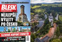 Česko jako na dlani: Nejkrásnějších 111 rozhleden u nás! A k tomu fantastické slevové kupony