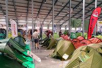 Spacáky, stany, batohy i obuv: Vše na léto v přírodě najdete na největší výstavě Letňanech