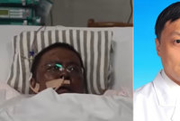"""Doktorovi (†42) zčernala kvůli koronaviru kůže. """"Tajný"""" lék nepomohl, po pěti měsících zemřel"""