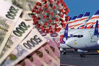Smartwings chtějí po státu pomoc s dvoumiliardovým úvěrem. Krach v řádu týdnů?