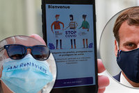 Aplikaci na sledování koronaviru ukázala i Francie. Jak občany kontrolují další země?