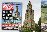 Nejkrásnější rozhledny v Česku: Háj u Aše je ideální na rodinný výlet
